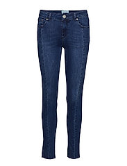 Magna LW Jeans - DARK BLUE DENIM