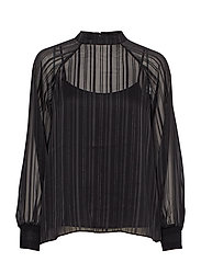 Janny Blouse - BLACK