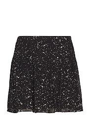 Larvikit Short Skirt - BLACK