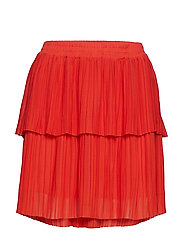 Rik Skirt - VALIANT POPPY