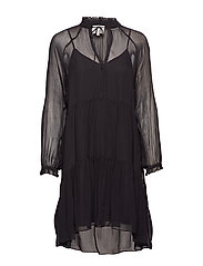 Liddy Dress - BLACK
