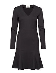 Omami New Dress - BLACK