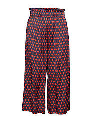 Spotty HW Trousers - NAVY