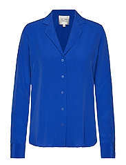 Allison Shirt - DAZZLING BLUE