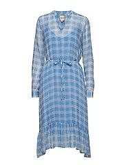 Terna Midi Dress - LITTLE BOY BLUE