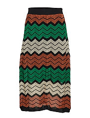 Wave Knit Skirt - BLARNEY
