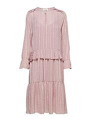 Honey Midi Dress - FAIR ORCHID