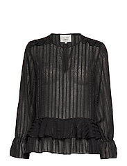 Honey Blouse - BLACK