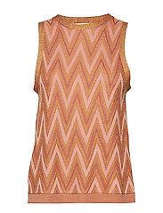 Bea Knit Top - AUTUMN LEAF