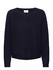 Brook Knit O-Neck - ECLIPSE