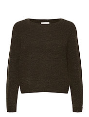 This knit is made from a soft mohair and wool blen d and has - SEA TURTLE