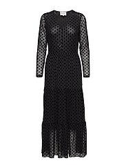 Henri Dress - BLACK