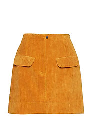 Boyas MW Short Skirt - INCA GOLD