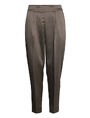 This elegant trousers are made from a luxurious po lyester s - SEA TURTLE