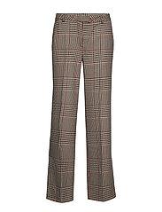 Ainine HW Trousers - BLACK
