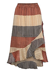 Board MW Wrap Skirt - APRICOT BRANDY