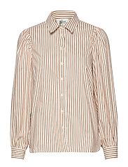 Kiara LS Shirt - PRALINE