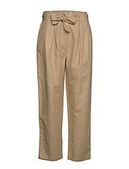 Selene MW Trousers - CUBAN SAND