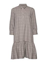 Jimena SS Dress - RUBBER