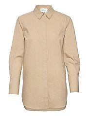 Larkin LS Classic Shirt - HUMUS