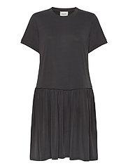 Rayes Tee Dress - BLACK BEAUTY