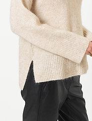 Second Female - Koorb Knit O-Neck - trøjer - marzipan - 3