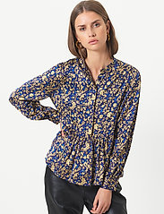 Second Female - Spirit Blouse - langærmede bluser - eclipse - 0