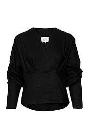Addison Shirt - BLACK