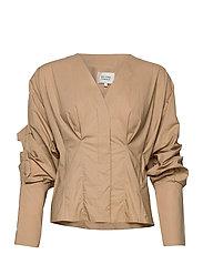 Addison Shirt - GINGER ROOT