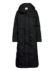 Prudence Coat - BLACK