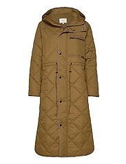 Prudence Coat - BUTTERNUT