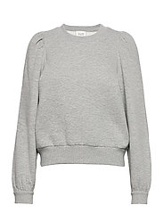 Carmella Sweat - LIGHT GREY MELANGE