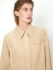 Second Female - Boyas Jacket - overshirts - humus - 5