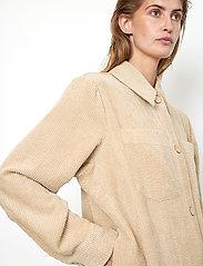 Second Female - Boyas Jacket - overshirts - humus - 8