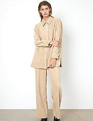 Second Female - Boyas Jacket - overshirts - humus - 9