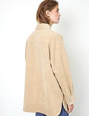 Second Female - Boyas Jacket - overshirts - humus - 10