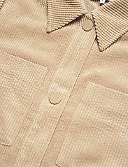 Second Female - Boyas Jacket - overshirts - humus - 3