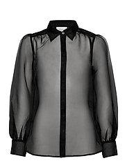 Opal Shirt - BLACK