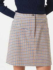 Second Female - Eloa Skirt - korta kjolar - nautical blue - 3