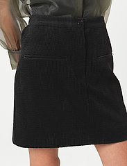 Second Female - Boyas New Skirt - korte nederdele - black - 3