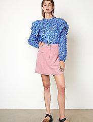 Second Female - Boyas New Skirt - korta kjolar - lilas - 0
