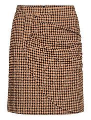 Hula Skirt - BLACK