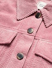 Second Female - Boyas Jeans Jacket - jeansjackor - lilas - 8