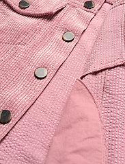 Second Female - Boyas Jeans Jacket - jeansjackor - lilas - 10