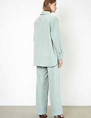 Second Female - Boyas Classic Trousers - vida byxor - green milieu - 6