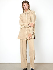 Second Female - Boyas Classic Trousers - vida byxor - humus - 0