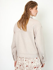 Second Female - Harmony Jacket - wool jackets - humus - 9