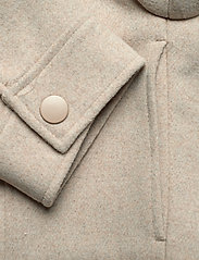 Second Female - Harmony Jacket - wool jackets - humus - 4