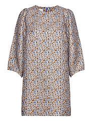 Harriet Dress - BLUE BONNET