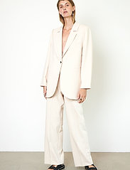 Second Female - Evie New Blazer - oversize kavajer - brazilian sand - 5